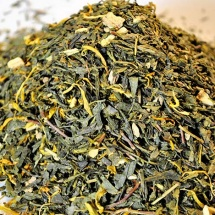 JPG12 thé vert gingembre orange