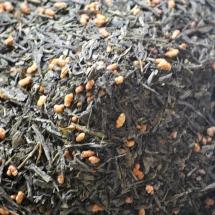 thé vert Genmaicha